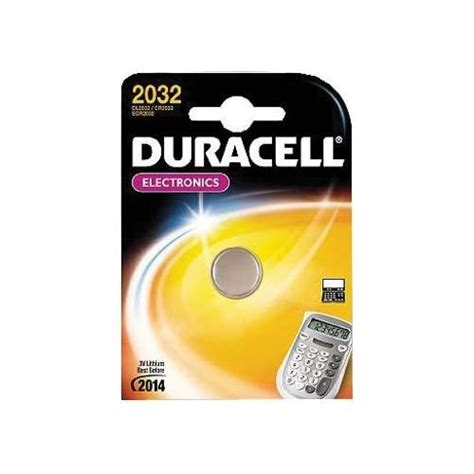 Baterai Cr2032 3v duracell cr2032 battery 3v lithium cing equipment