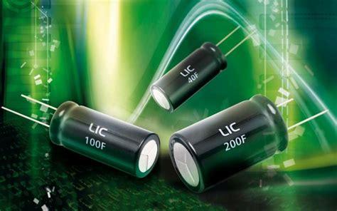 lithium ion capacitor capacitors lithium ion capacitor