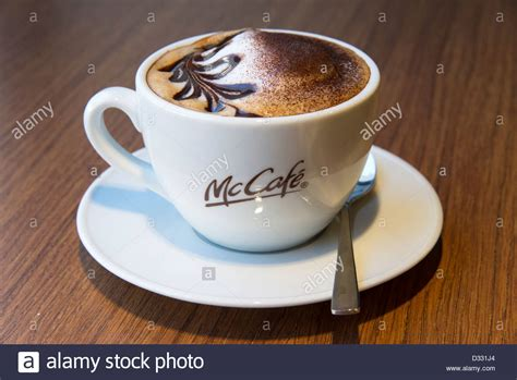 Coffee Mcd mccafe cappuccino nutritional info nutrition ftempo