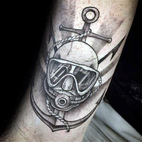 scuba tattoo designs 40 scuba diving designs for diver ink ideas