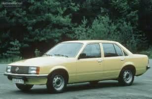 Opel Rekord Opel Rekord Sedan 1977 1978 1979 1980 1981 1982