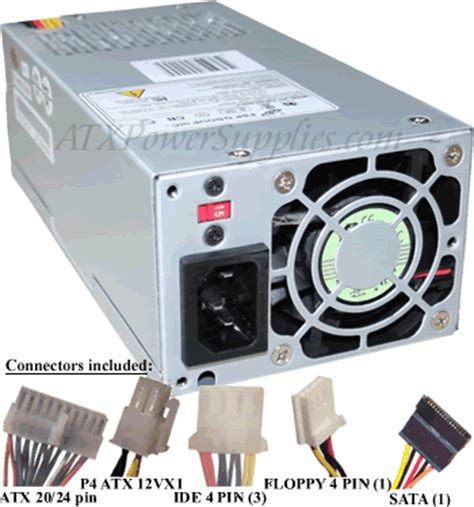 Power Suply Asus Dekstop 190 Watt fsp300 50glv 270 watt tfx power supply