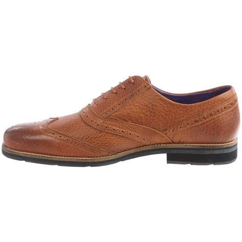 wingtip shoes blackstone scm002 wingtip leather shoes for save 57