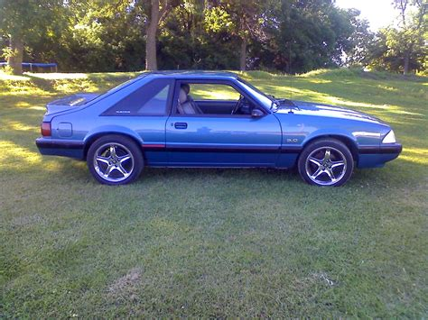 1989 ford mustang pictures cargurus