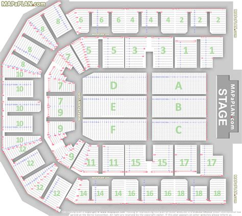 liverpool echo arena floor plan liverpool echo arena detailed seat numbers chart showing