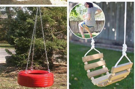 garden swing diy awesome diy garden swings