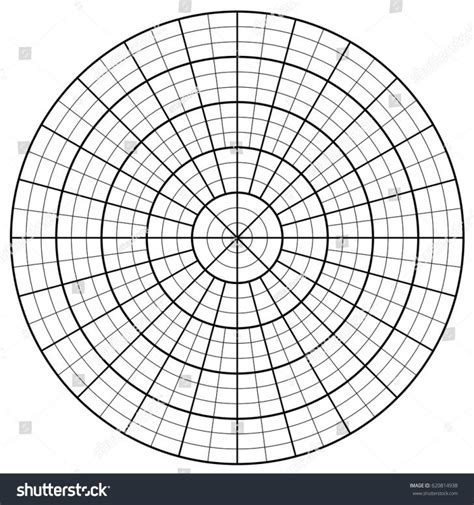polar graph paper graph polar graph paper radians