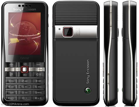 Hp Sony G502 Sony Ericsson G502 Pictures Official Photos
