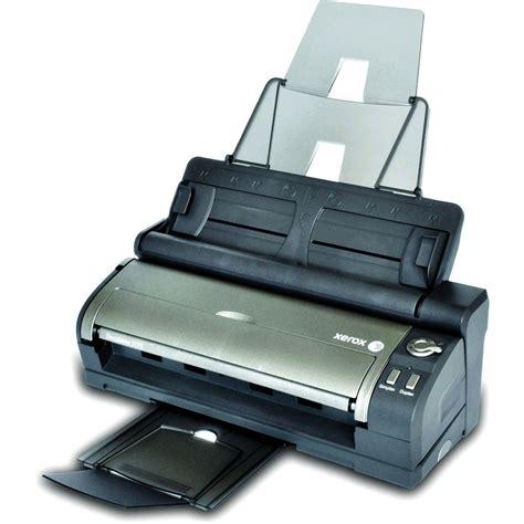 mobile scanner xerox documate 3115 mobile document scanner xdm31155m wu b h