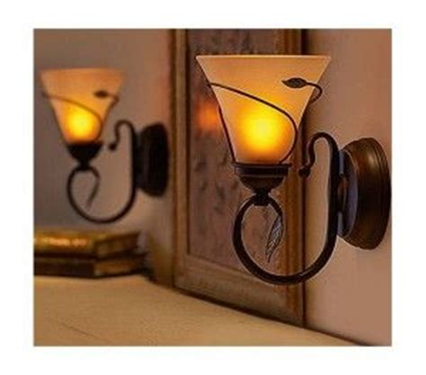 Battery Operated Wall Sconces With Timer battery operated wall sconces with 5 hour timer battery
