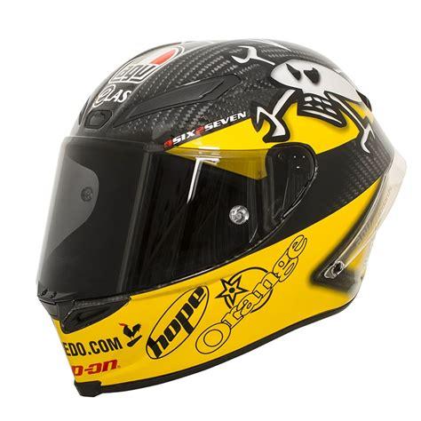 Helm Agv Corsa Martin agv martin pista gp limited edition ebay