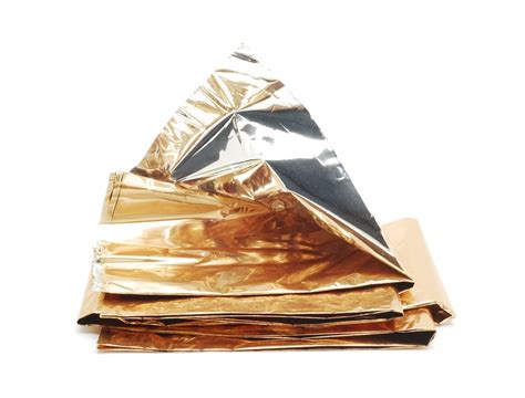 What Is A Mylar Blanket by Label Uses For Mylar Blankets They Re More