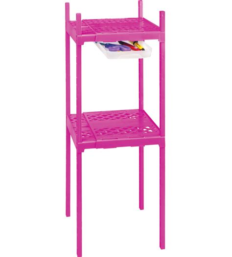adjustable double locker shelf in locker organizers