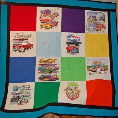 T Shirts Made Into Quilts by T Shirts Made Into Quilts Rhino Quilting
