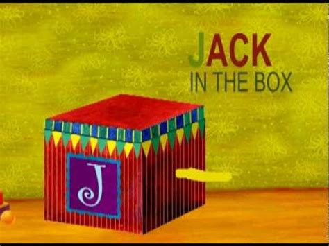 do you have a jack in the box nearby through december 24th you can letter j quot j quot is for jack in the box youtube