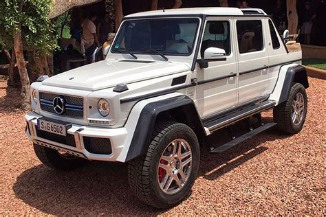 mercedes maybach g650 leaked in