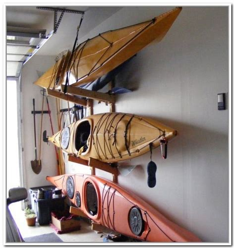 17 best images about kayak and canoe storage on