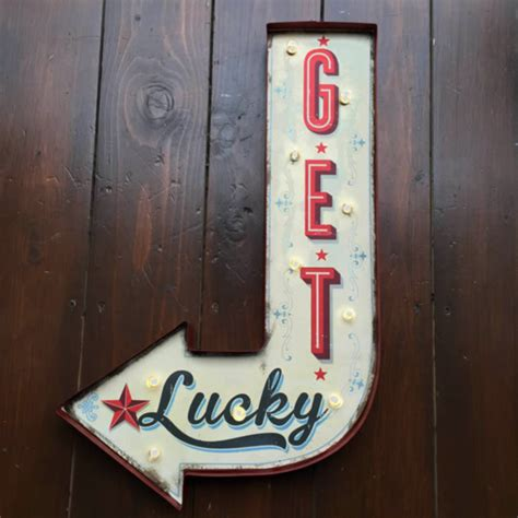 vintage light up signs add some a hint of vintage pop with the retro light up signs