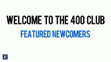 welcome to forbes welcome to the 400 club featured newcomers