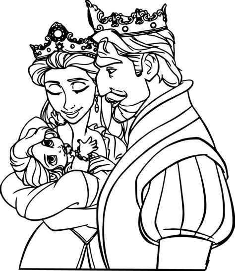 coloring pages of baby rapunzel 2889 best images about mcoloring on pinterest princess
