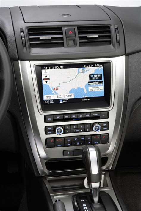 how things work cars 2010 ford fusion navigation system 2010 ford fusion