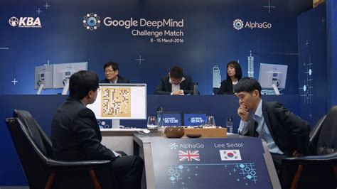 alphago shows chion go player se dol challenging