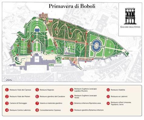 giardino di boboli mappa gucci dona 2 milioni per il restauro di boboli e sfiler 224