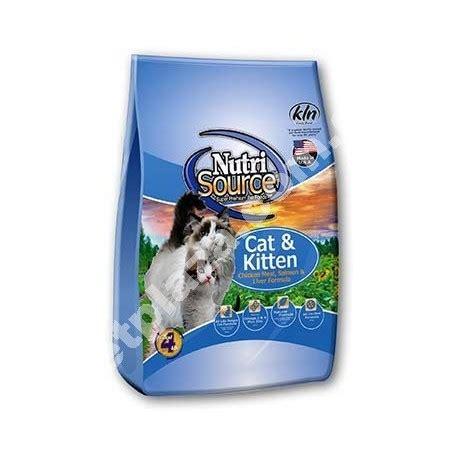 Nutri Source Cat Kitten Salmon 1 nutrisource 174 cat kitten chicken meal salmon liver formula petplaza
