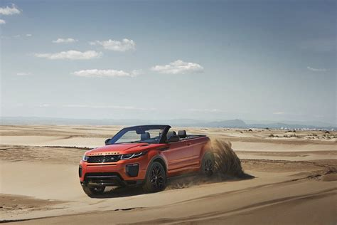 range rover evolution price 2017 range rover evoque convertible revealed with 50 475