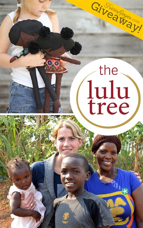 Boutique Giveaway - the lulu tree boutique giveaway tricia goyer