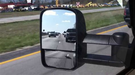 88 98 GM Tow Mirrors   YouTube