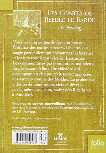 b01ejm87bs les contes de beedle le les contes de beedle le barde de j k rowling pdf