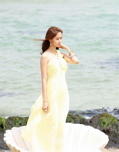 dress yonna set generation s yoona is like a goddess drama