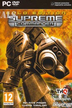 supreme torrent supreme commander