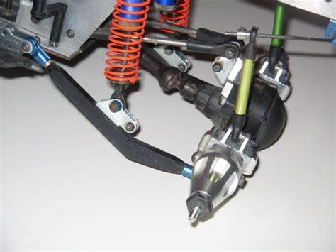 Sepatu The Track Trailing S 125 rear suspension road toys i need
