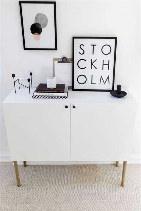 besta hack sideboard 17 best images about home dining room on