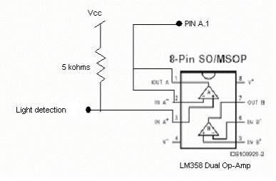 trigger pull resistor program hardware design