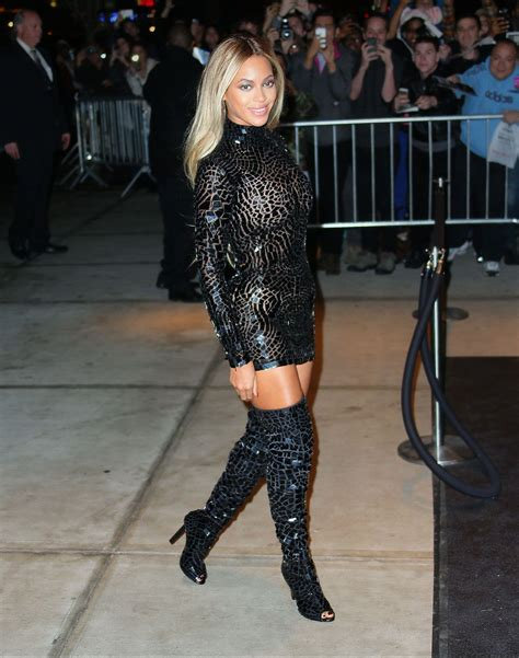 in boots beyonc 233 in tom ford thigh high boots
