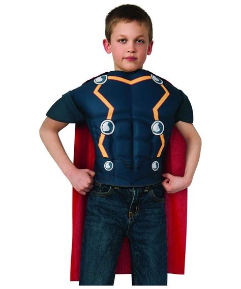 thor value boys costume costumes thor boys costume shirt boys costumes costumes