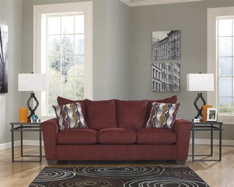 colour scheme for burgundy sofa best paint color for living room with burgundy furniture