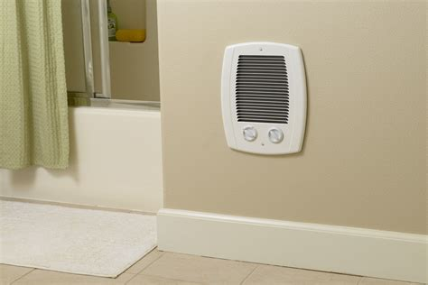 can i install a cadet electric baseboard in my bathroom