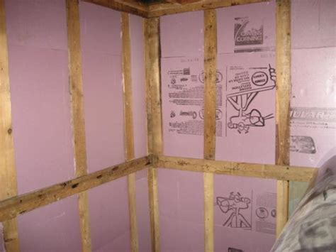 Foam Board Insulation Basement Walls Pictures To Pin Foam Board Insulation Basement Walls Pictures To Pin On