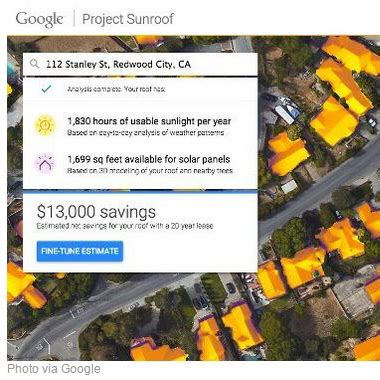google introducing project sunroof climate state google s project sunroof miami urban green