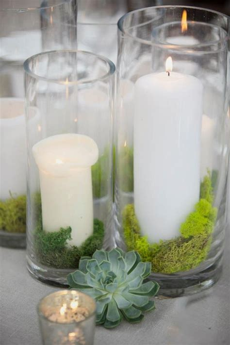 lighted wedding centerpieces candle lighted centerpieces for wedding receptions 24 ideas