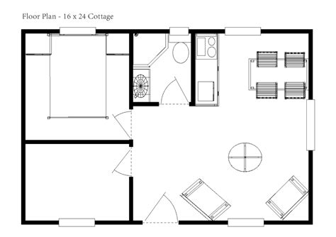 24 X 24 Cabin Floor Plans 24 X 36 Cabin Plans Floor Plans 26 X 36 House Plans