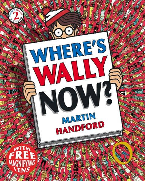 where s the books walker books where s wally now mini edition