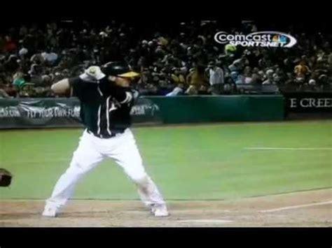 josh donaldson swing josh donaldson hitting mechanics a swing to copy youtube