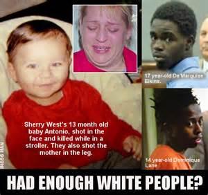Violent blacks now killing white people at will incog man