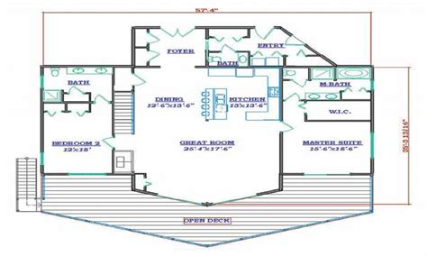 small lake home floor plans small lake house floor plans hawaiian small house flooring