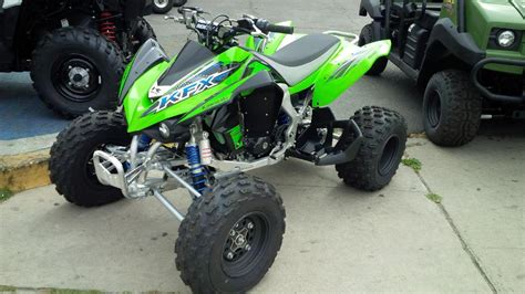 Atv Kawasaki Kfx450r Race page 152925 new used motorbikes scooters 2014